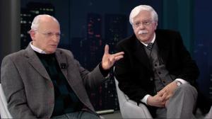 Professor Doutor Roberto Romano e Professor Doutor Brasílio Sallum Jr.