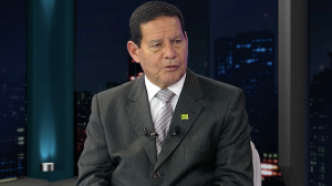 General Hamilton Mourão, Vice-Presidente eleito do Brasil