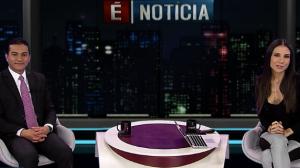 É Notícia entrevista Marcos Pereira, vice-presidente da Câmara, nessa terça