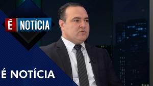 É Notícia com Jorge Oliveira (03/09/19)   Completo