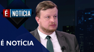 É Notícia com o subsecretário Vladimir Teles (01/10/19) | Completo