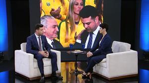 """""""O Brasil chegou em uma encruzilhada"""", diz o ministro Leonardo Picciani"""
