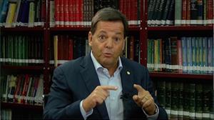 Sergio Zveiter reforça que há indícios de crimes cometidos por Michel Temer