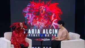 Maria Alcina conta por que raspou a cabeça em uma fase da carreira