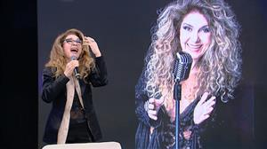 Wanderléa mostra voz impressionante ao cantar o sucesso 'Ternura'