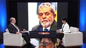 """""""Eu não gostaria de ser candidato se o Lula for"""", admite Ciro Gomes"""
