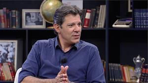 """""""Os partidos não podem continuar sendo caixas-pretas"""", diz Fernando Haddad"""