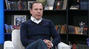 """João Doria critica Paulo Cahim """"Quem está no governo tem que trabalhar"""""""
