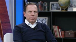 """""""Eu defendo a privatização da Petrobras inteira"""", admite João Doria"""