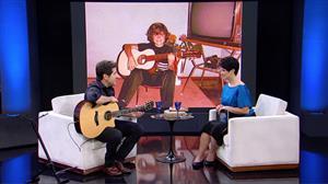 Daniel diz que decidiu ser cantor graças ao irmão com paralisia cerebral