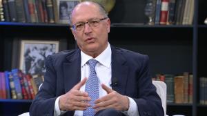 """Geraldo Alckmin rebate críticas ao estilo 'pacato': """"Nunca fui showman"""""""