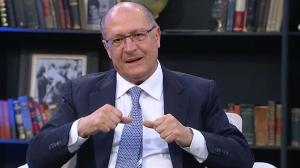 """""""Nós é que apuramos"""", afirma Alckmin sobre a 'máfia da merenda' paulista"""