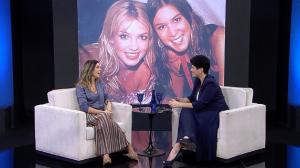 """Sarah Oliveira se lembra de almoço com Britney Spears: """"MTV era mágica"""""""