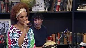"""Luciana Mello homenageia Jair Rodrigues em documentário: """"Para este ano"""""""