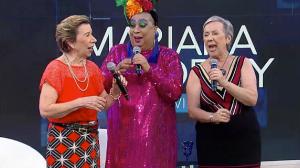 """""""Maria Alcina é um produto maravilhoso dentro da música"""", afirmam As Galvão"""