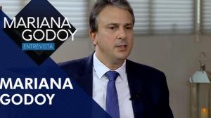 Mariana Godoy Entrevista com Camilo Santana (08/11/19) | Completo