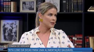 Rita Lobo: Se não melhorarmos a nossa alimentação vamos morrer mais cedo