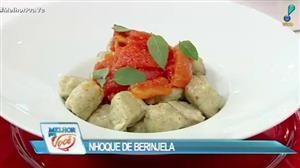 Culinária do Edu ensina a fazer nhoque de beringela