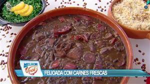 Edu Guedes ensina a fazer Feijoada com Carnes Frescas
