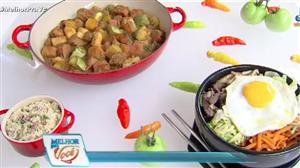Culinária do Edu ensina receita de Picadinhos Coreano e Brasileiro