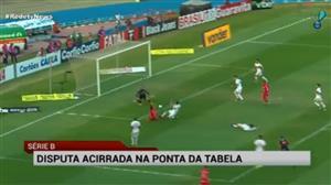 Inter perde para o Vila Nova e segue com campanha irregular na Série B