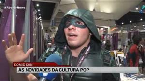 Cosplays roubam a cena em Comic-Con nos EUA
