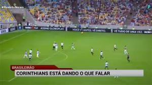 Corinthians volta a vencer e fica ainda mais na liderança
