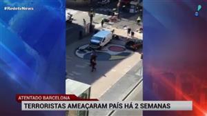 Extremistas ameaçaram Espanha há 2 semanas