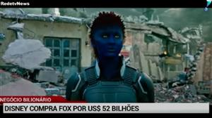 Disney compra Fox por 52 bilhões de dólares