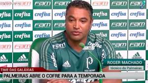 Palmeiras abre o cofre para a nova temporada