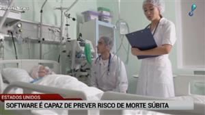 Software pode ajudar a evitar morte súbita em hospitais