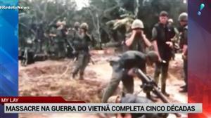Massacre dos EUA em Guerra do Vietnã completa 50 anos