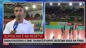 Sada/Cruzeiro e EMS Taubaté/Funvic buscam vaga final na Superliga