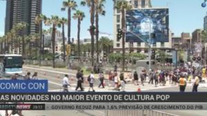 Confira as novidades da Comic Con, o maior evento de cultura pop do mundo