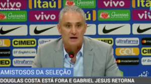 Amistosos da Seleção: Douglas Costa está fora e Gabriel Jesus retorna