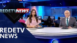Assista à íntegra do RedeTV News de 18 de outubro de 2018