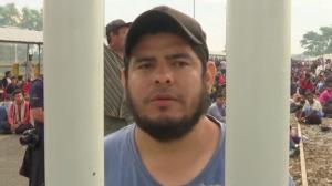 Autoridades do México abrem a fronteira com a Guatemala para imigrantes