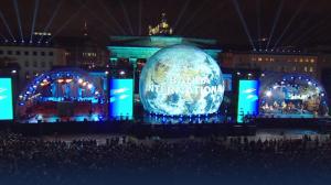 Alemanha celebra os 30 anos da queda do Muro de Berlim