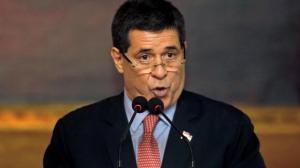Ex-presidente do Paraguai, Horacio Cartes, é alvo de mandado de prisão