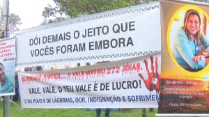 Tragédia de Brumadinho completa 1 ano e vítimas são lembradas em cerimônia