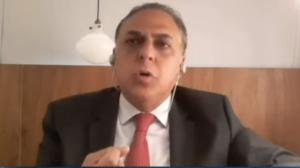 """""""Instrumentalizaram o vírus da Covid na luta política"""", diz desembargador"""