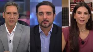 Lacombe, Navarro e Amanda debatem medidas restritivas adotadas em Macau