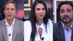 Lacombe, Amanda e Navarro comentam recriação do Ministério do Trabalho