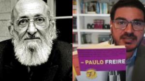 """Constantino sobre Paulo Freire: """"É uma espécie de pai intelectual da Dilma"""""""