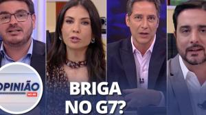 Lacombe, Constantino, Amanda e Navarro debatem rumo final da CPI da Covid