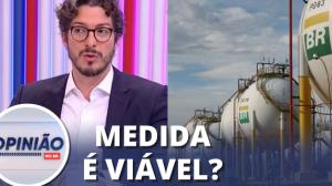 """""""Privatização da Petrobras resolveria muitos problemas"""", diz especialista"""