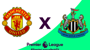 RedeTV! transmite Manchester United x Newcastle às 13h25 deste sábado (05)
