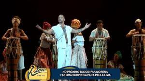 Diogo Nogueira fala de sua atua��o em musical