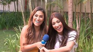 Simone e Simaria falam das diferen�as na carreira por serem mulheres