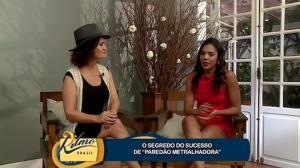 """""""Sucesso do """"Paredão Metralhadora"""" está na dança"""", revela Thaís"""
